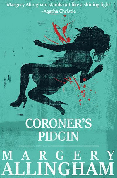 Buy Coroner's Pidgin at Amazon