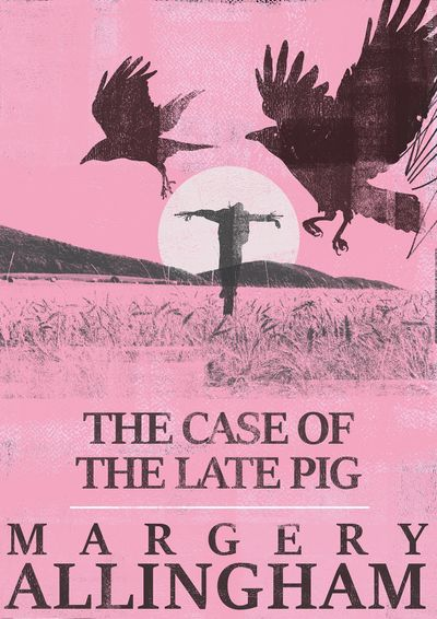 Buy The Case of the Late Pig at Amazon