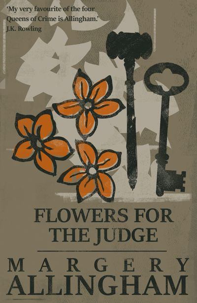 Buy Flowers for the Judge at Amazon