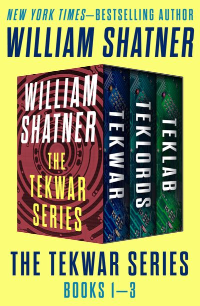 Buy The TekWar Series Books 1–3 at Amazon