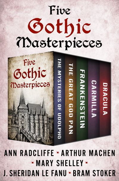 Buy Five Gothic Masterpieces at Amazon