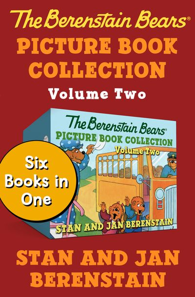 Buy The Berenstain Bears Picture Book Collection Volume Two at Amazon