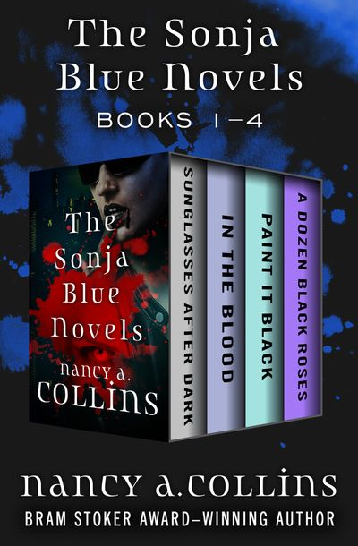 Buy The Sonja Blue Novels Books 1–4 at Amazon