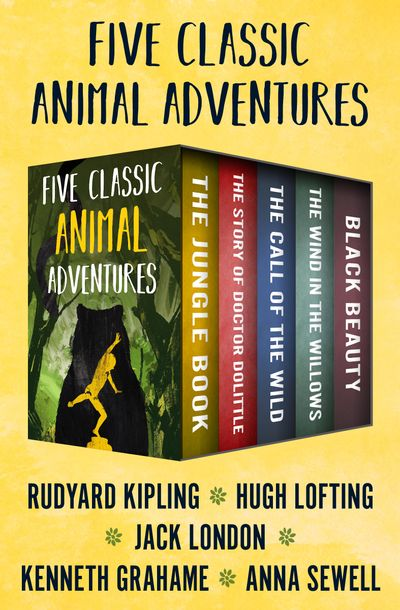 Buy Five Classic Animal Adventures at Amazon