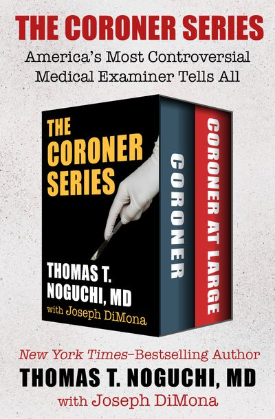 Buy The Coroner Series at Amazon