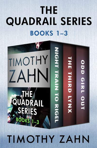 Buy The Quadrail Series Books 1–3 at Amazon