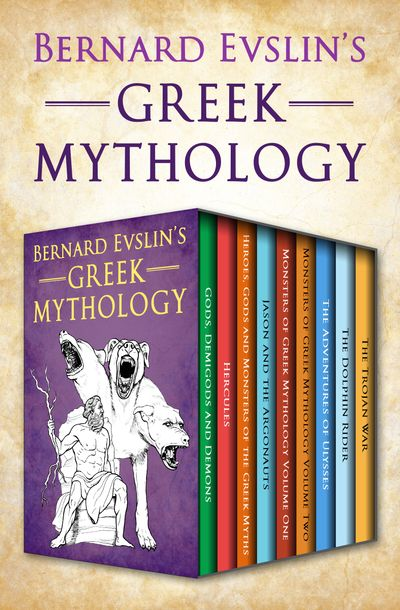 Buy Bernard Evslin's Greek Mythology at Amazon