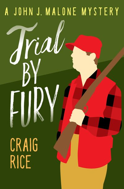 Buy Trial by Fury at Amazon