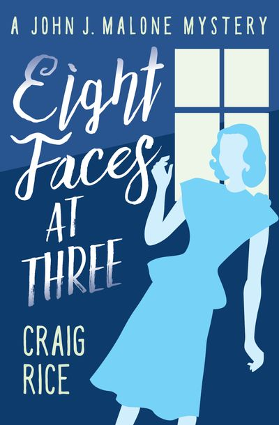 Buy Eight Faces at Three at Amazon