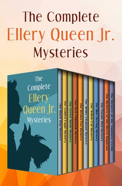 Buy The Complete Ellery Queen Jr. Mysteries at Amazon