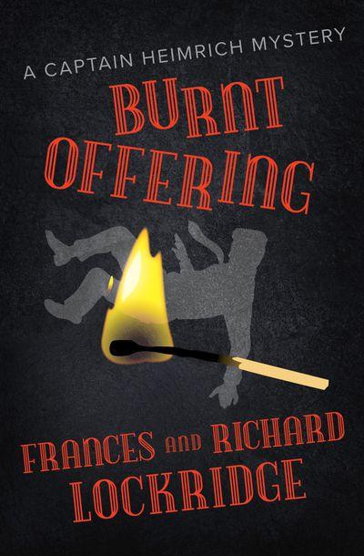 Buy Burnt Offering at Amazon