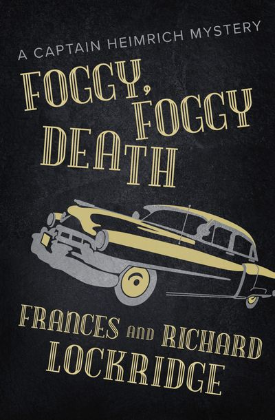 Buy Foggy, Foggy Death at Amazon
