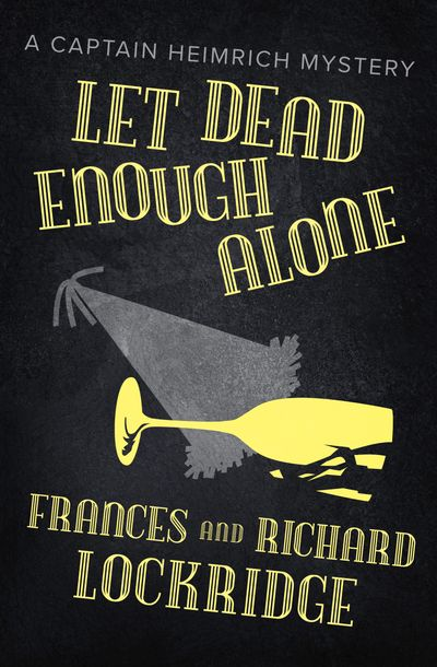 Buy Let Dead Enough Alone at Amazon