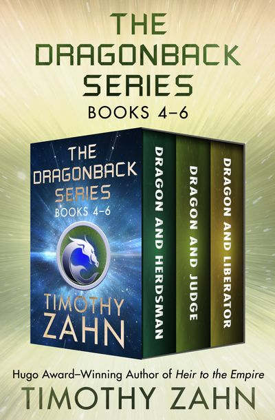 Buy The Dragonback Series Books 4–6 at Amazon