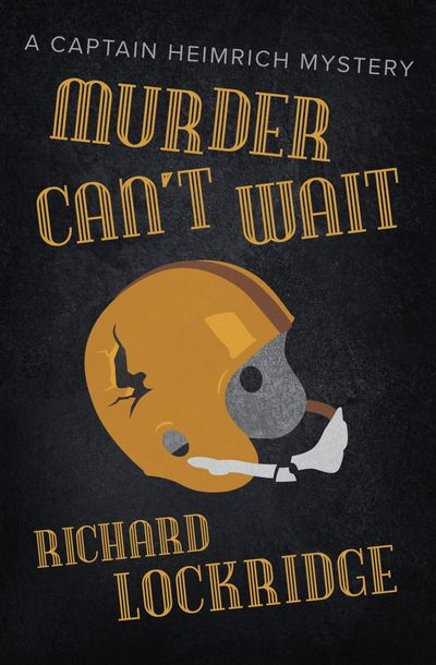 Buy Murder Can't Wait at Amazon