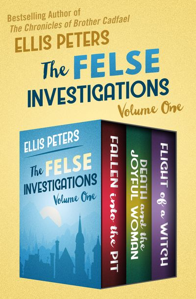 Buy The Felse Investigations Volume One at Amazon