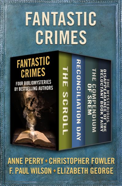 Buy Fantastic Crimes at Amazon
