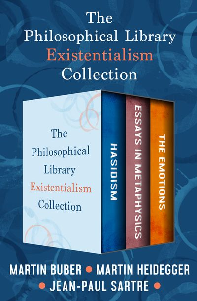 Buy The Philosophical Library Existentialism Collection at Amazon