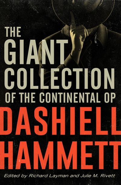 Buy The Giant Collection of the Continental Op at Amazon