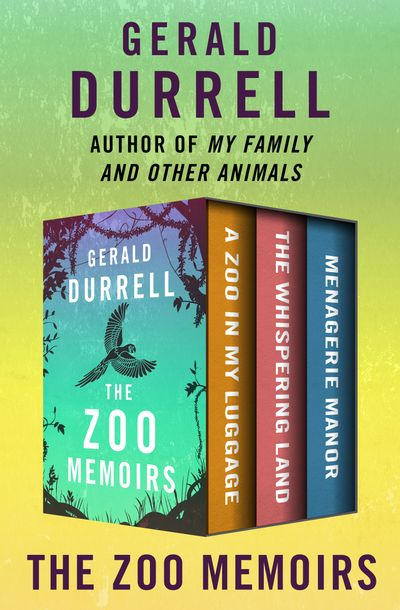Buy The Zoo Memoirs at Amazon