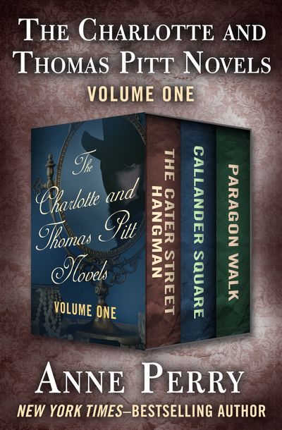Buy The Charlotte and Thomas Pitt Novels Volume One at Amazon