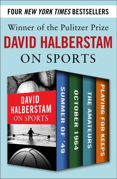 Buy David Halberstam on Sports at Amazon
