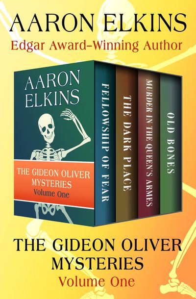 Buy The Gideon Oliver Mysteries Volume One at Amazon