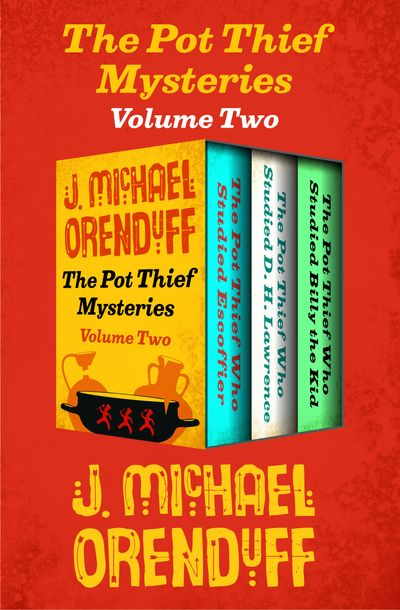 Buy The Pot Thief Mysteries Volume Two at Amazon