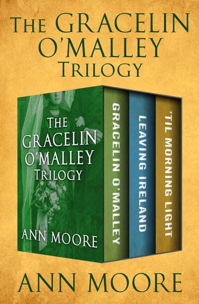 Buy The Gracelin O'Malley Trilogy at Amazon