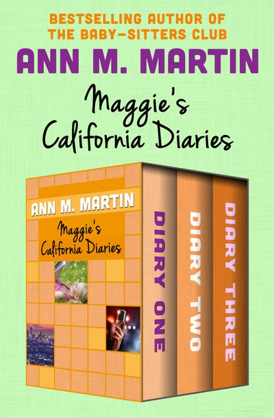 Buy Maggie's California Diaries at Amazon