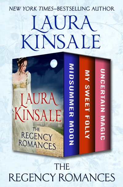 Buy The Regency Romances at Amazon