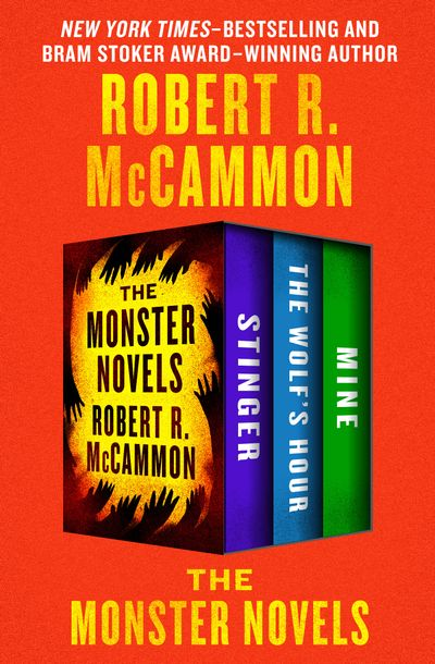 Buy The Monster Novels at Amazon