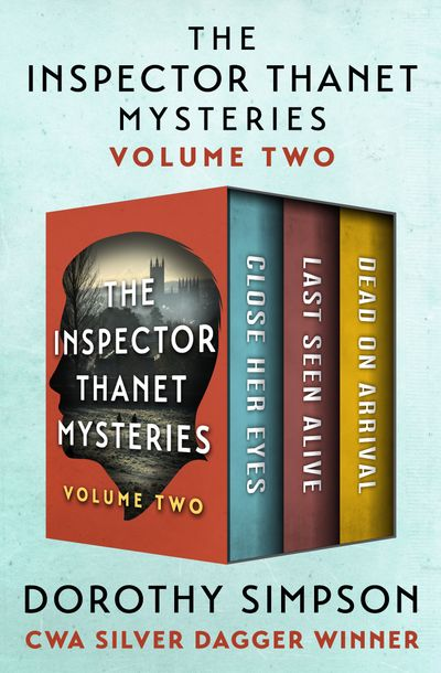 Buy The Inspector Thanet Mysteries Volume Two at Amazon