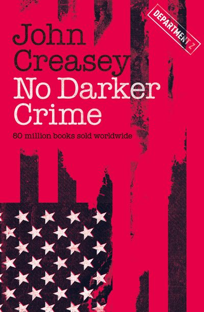 Buy No Darker Crime at Amazon