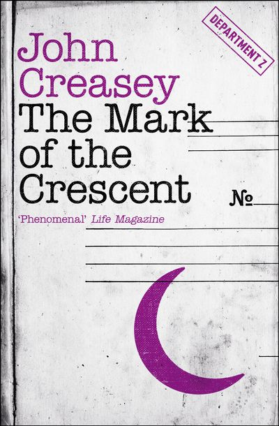 Buy The Mark of the Crescent at Amazon