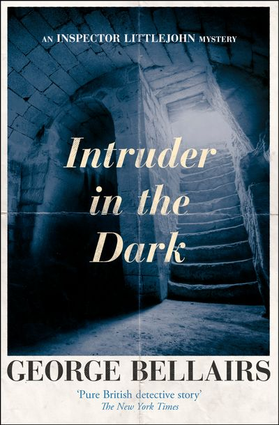 Buy Intruder in the Dark at Amazon