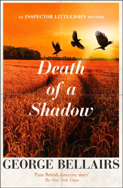 Buy Death of a Shadow at Amazon