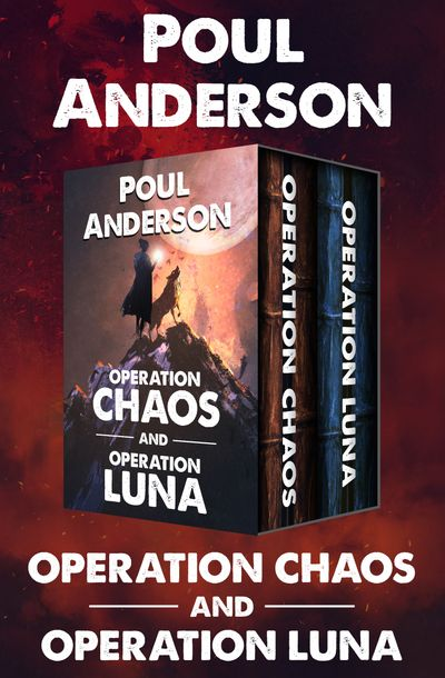 Buy Operation Chaos and Operation Luna at Amazon