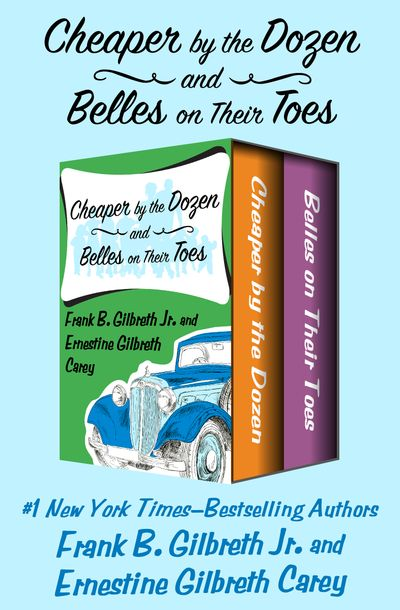 Buy Cheaper by the Dozen and Belles on Their Toes at Amazon