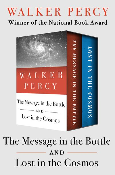 Buy The Message in the Bottle and Lost in the Cosmos at Amazon