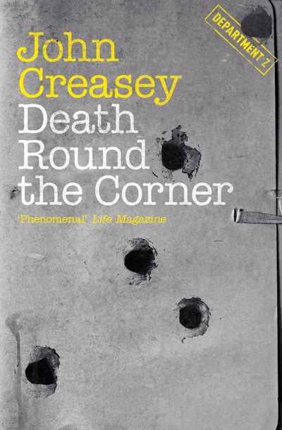 Buy Death Round the Corner at Amazon
