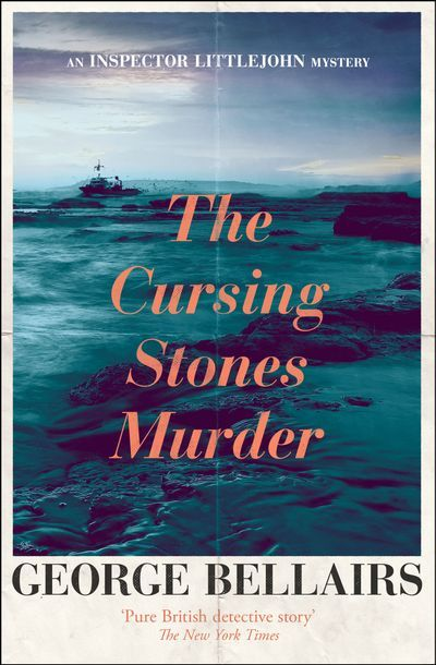 Buy The Cursing Stones Murder at Amazon