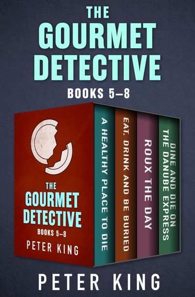 Buy The Gourmet Detective Books 5–8 at Amazon