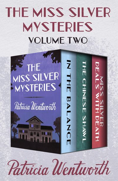 Buy The Miss Silver Mysteries Volume Two at Amazon