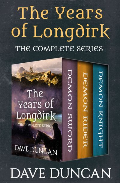 Buy The Years of Longdirk at Amazon