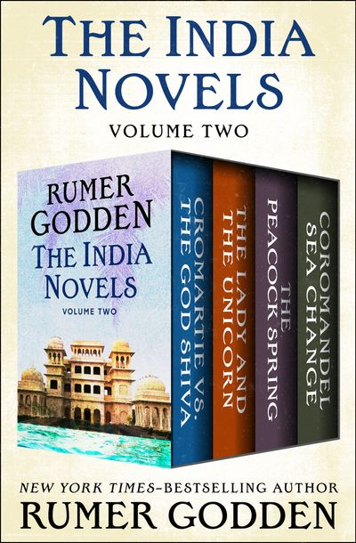 Buy The India Novels Volume Two at Amazon