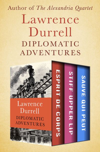 Buy Diplomatic Adventures at Amazon