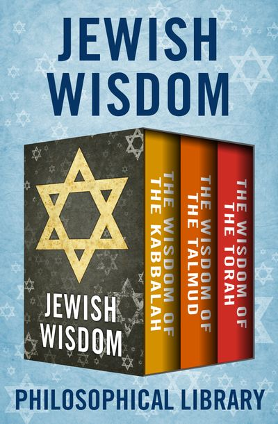 Buy Jewish Wisdom at Amazon
