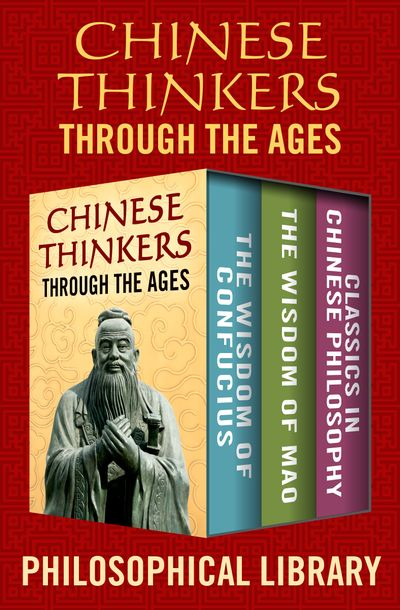 Buy Chinese Thinkers Through the Ages at Amazon