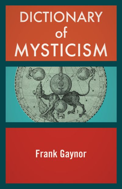 Buy Dictionary of Mysticism at Amazon